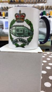 RTR Coloured Mug